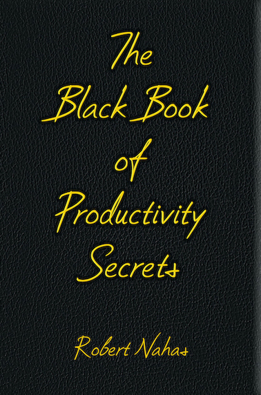 Black Book of Productivity Secrets