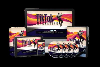 TikTok Marketing Strategy Course bundle