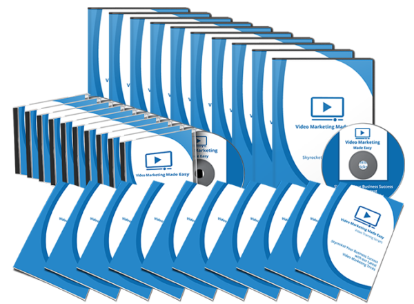 Video Marketing Made Easy course bundle
