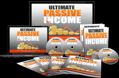 Ultimate Passive Income course bundle
