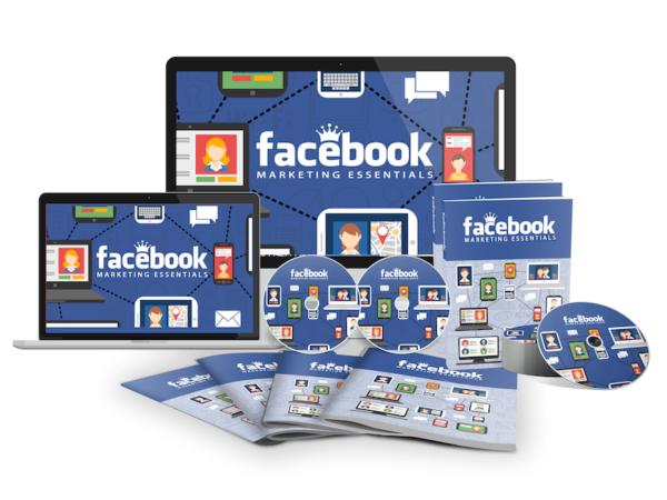 Facebook Marketing Essentials training course bundle