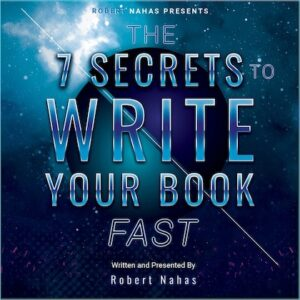 7 Secrets to Writing Your Book Fast audio image