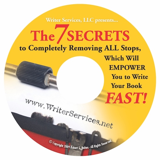 7 Secrets Audio to Get Your Book Written