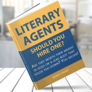 Literary Agents book cover